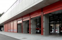 Firehouse Station Barcelona