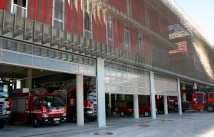 Firehouse station Palma de Mallorca