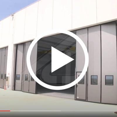 Portes plegables laterals Plexi-Pass