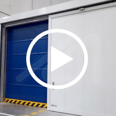 Marcat CE portes tallafocs