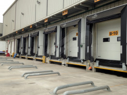 Isoperfect System for freezing loading docks