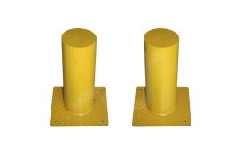 Poste de protección modelo BELL