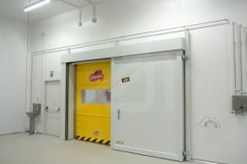 Puerta cortafuegos corredera CorFire