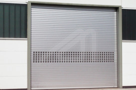 Porta enrotllable industrial Mirtherm Speed