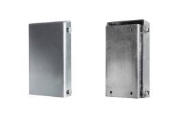 Steel bumper TM 500.300
