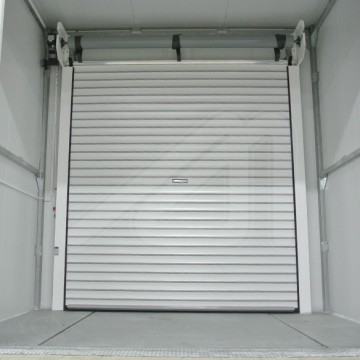 Porte enroulable industrielle Mirtherm THB