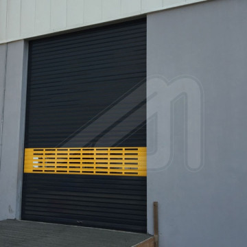 Puerta enrollable industrial Alumir SF