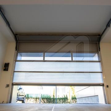 Porta industrial seccional Sectiolite ST40 / ST40S