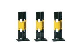 Pilona de protecció model E-Triangular