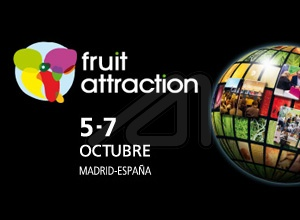 PRESENTES UN AÑO MÁS EN FRUIT ATTRACTION
