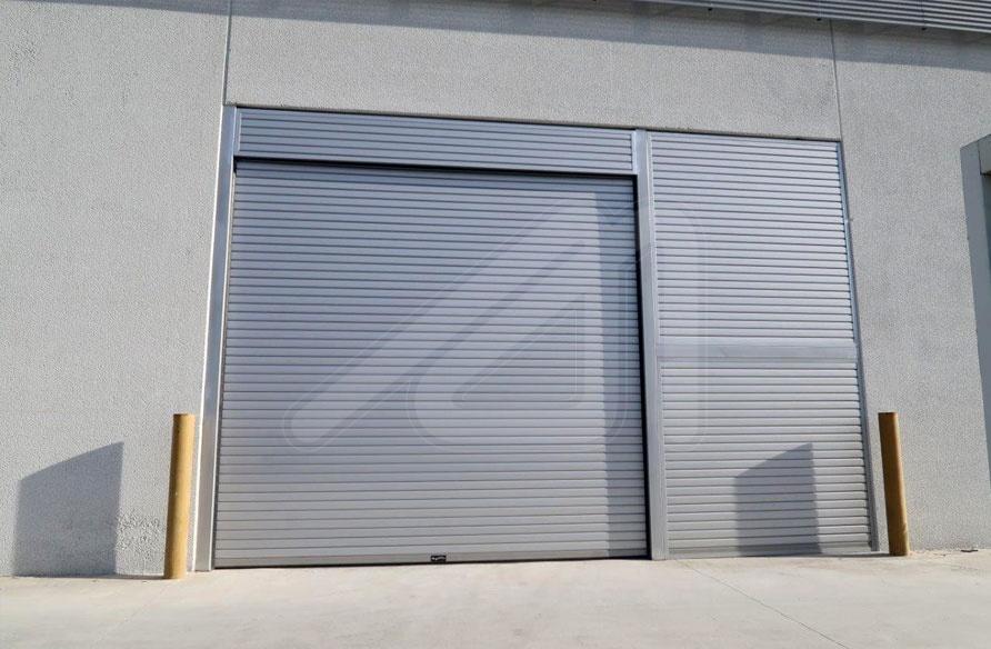 Industrial roller shutter Mirtherm IST